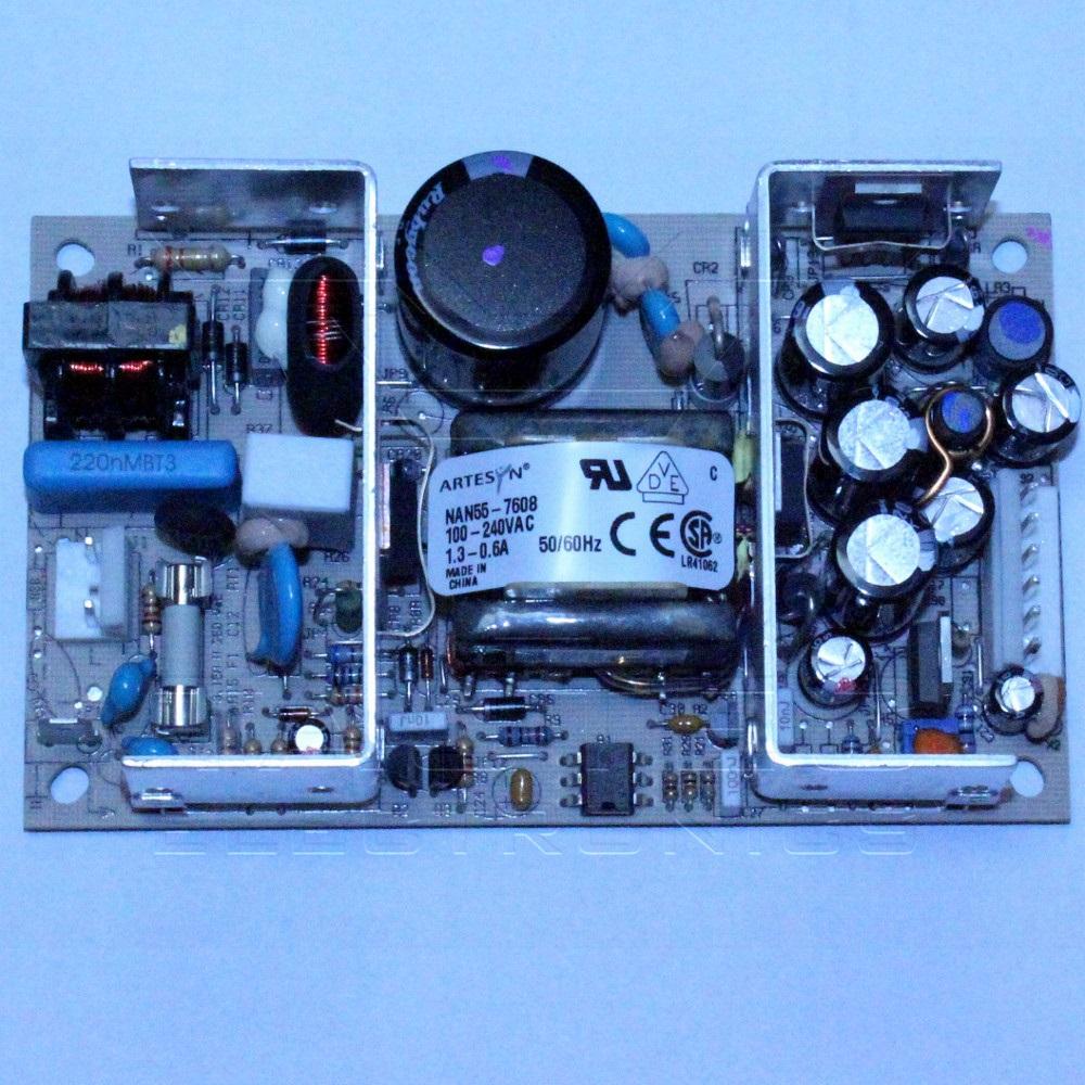 Motor Driver Circuit Based On Lv8741v Ic Nan55 7608